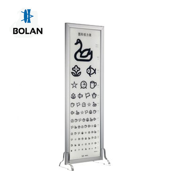 Chinese Optical Ophthalmic Snellen Chart Vision Test Chart
