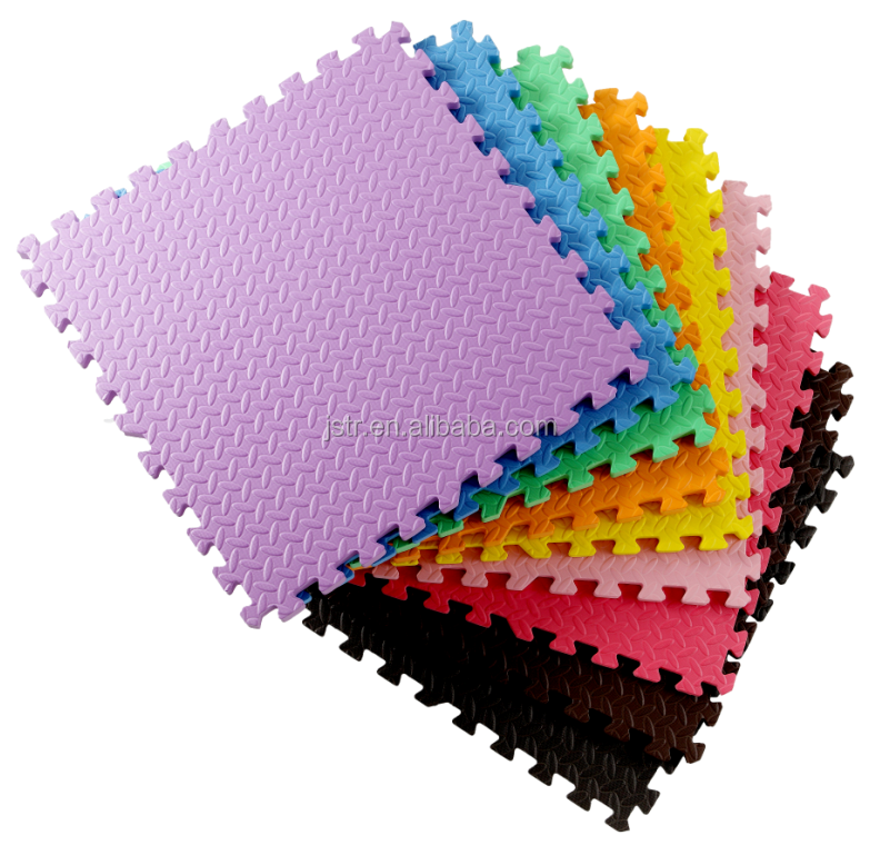 non-toxic eva foam puzzle floor mat for kids