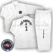 <span class=keywords><strong>International</strong></span> taekwondo fédération formation uniforme (<span class=keywords><strong>ITF</strong></span>)