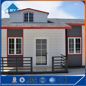 Low Cost SIP Prefab House Steel Structure House