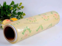 China manufacturer wholesale best fresh pvc cling film food grade plastic wrap