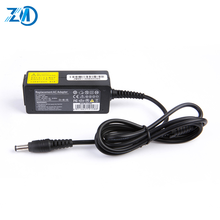 Car Charger Adapter For TOSHIBA MINI Laptop NB205 NB250 NB255 NB305 NB520 NB505