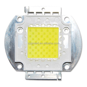 Alibaba China Golden Supplier Bridgelux Epistar 10w 20w 30w 40w 50w 60w 70w 100w COB LED Chip