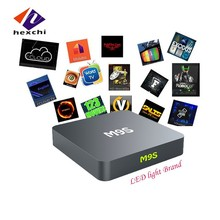 <span class=keywords><strong>TV</strong></span> digital caja convertidora WiFi M9S <span class=keywords><strong>TV</strong></span> box con 4 Alta Velocidad USB 2.0 Android <span class=keywords><strong>TV</strong></span> box <span class=keywords><strong>sintonizador</strong></span> dual M9S