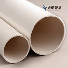 Factory Outlet Hot Sale Large Hippo PVC Pipes For Water Drain High Technology Garden Irrigation PVC Tube