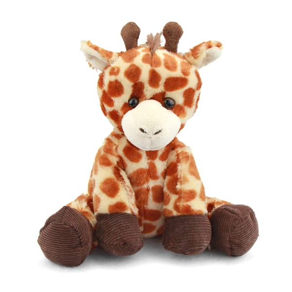 High Quality Lovely Plush Giraffe Stuffed Animal Fat Cute Plush Toy