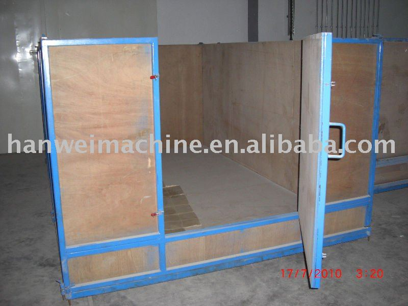 FM Foaming Square Mould
