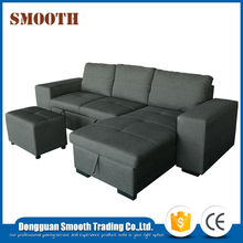 Cheap sectional hotel furniture fabric sofa