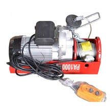 Hot <span class=keywords><strong>bán</strong></span> <span class=keywords><strong>PA</strong></span> 1000 mini palăng 220 v, 1000 kg electric winch