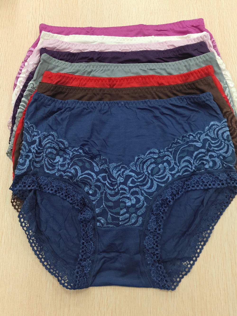 Wholesale Colourful fashion lace high quality ladies underwear ...