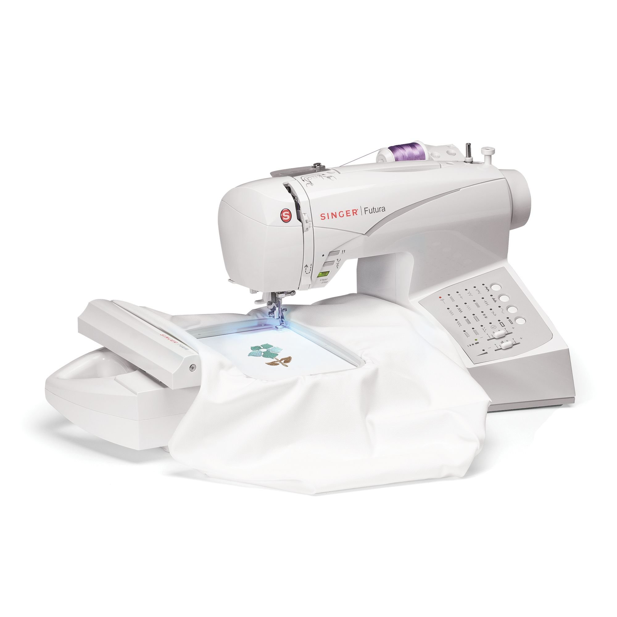 Get Quotations · Singer CE-150 Futura Sewing and Embroidery Machine