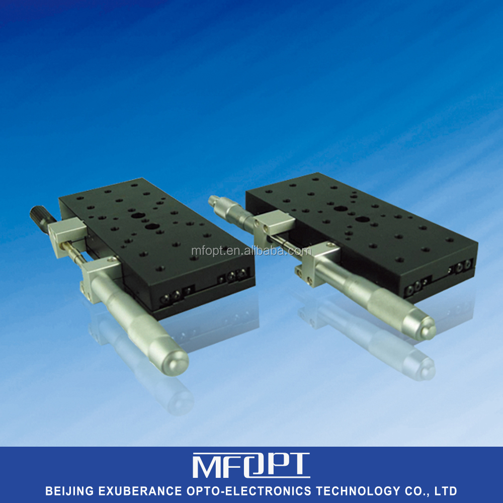"MPV180-1S-4A travel +-50.8mm/long travel range 3""/ 4""Travel Range Linear Stages for LED processing equipement"