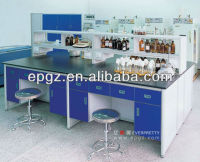 Laboratory furniture,High quality chemistry/physical/biologic lab table/bench,Classroom lab equipment