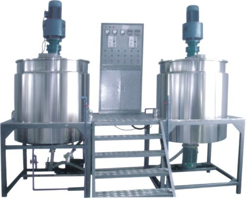 Liquid detergent plant soap machine liquid soap making machine liquid soap mixing line