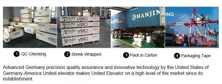 จีนโรงงานผู้ผลิตมาตรฐานผู้โดยสารวัสดุลิฟท์ก่อสร้างสำหรับสินค้าและผู้โดยสารยก