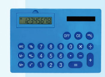 cheap calculator for sale and dual solar power big a4 size desk