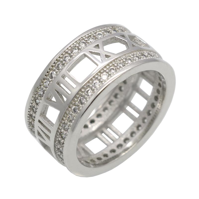 Vintage Sterling Ring 80