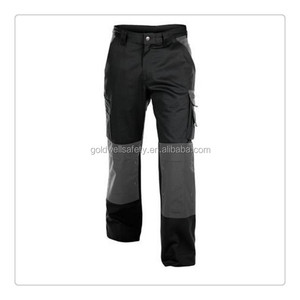Men's cargo pants working uniform / workwear design