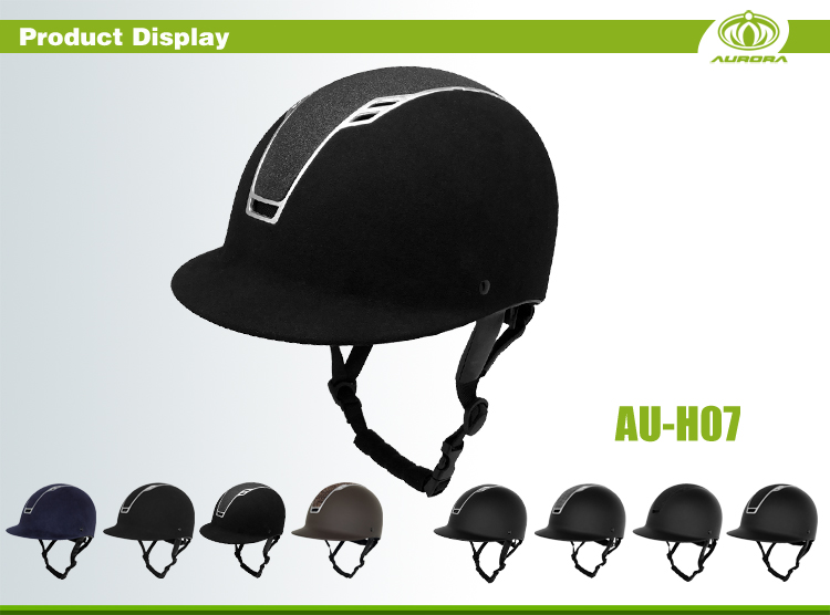 AU-H08 Comfortable Horse Riding Helmet Equestrian 5