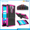Heavy duty 3 in 1 belt clip holster case for LG V10 ,kickstand case for LG V10