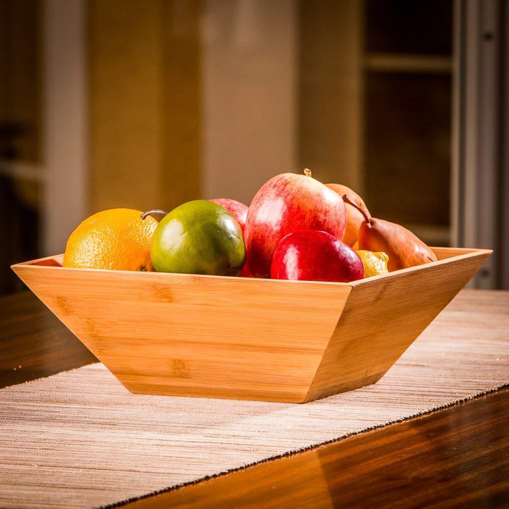 wooden salad bowl EL-18083101 Details 3