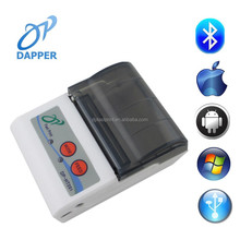 2inch portable printer pocket printer ir portable printer support ios and android tablet and phone