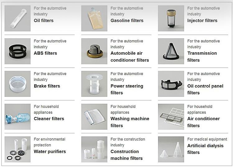 Wholesale hot sale nut milk filter mesh activated carbon filter ...