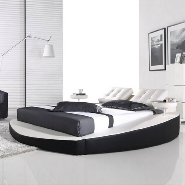 Cheap Used Bedroom Furniture Modern Round Bed Designs