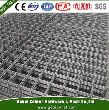 Concerete Mesh/concerete Reinforcing(reinforcement) Steel Welded Wire  Mesh/steel Reinforcing Concerete Slab Mesh - Buy Concerete Reinforcing