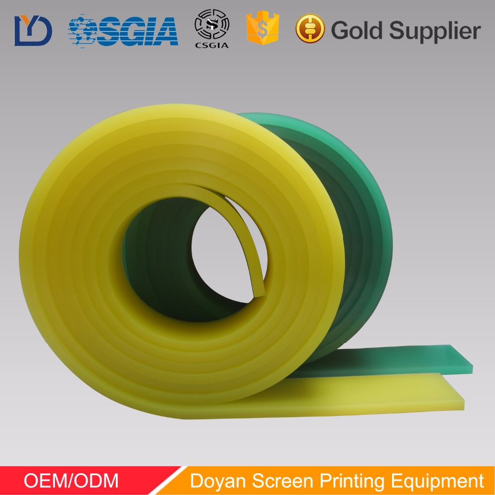 Best Choice Products Doyan H500 50*9*4000mm Screen Printing Squeegee - Buy  Screen Printing Squeegee,Silk Squeegee Rubber,Polyurethane Squeegee Blade