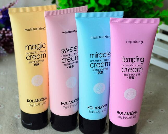 Rolanjona herbal cream care magic sweet perfum hand cream 2.72 oz