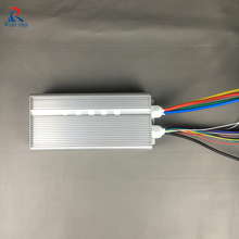 48 V-72 V 2000W 50A ไฟฟ้ารถ/รถ Brushless Dc Motor Controller
