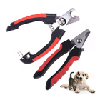 Stainless Steel Pet Dog Nail Cutter Cat Grooming Scissors Clippers Dog Nail Clippers and Trimmer