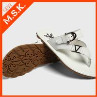high quality summer slippers wholesale men beach rubber flip flops