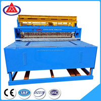 high quality construction operating simply reinforcing plc control building mesh welded machine