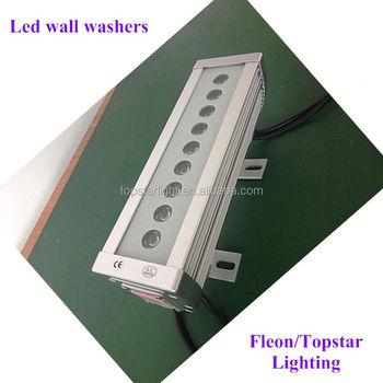 Ip65 Waterproof 9*3w Rgb 3in1led Outdoor Linear Shape Lighting Bar ...