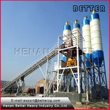 High quality HZS60 italian concrete batching plant