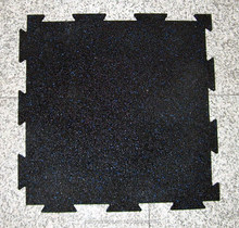 New Eco-friendly gym rubber floor mat natural rubber mats for sale