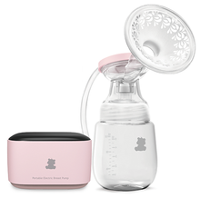 BPA free HL-0682II Snow Bear Electric Breast Pump for moms