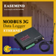 Modbus 3G and Ethernet Data Logger gsm/gprs data loger monitoring system