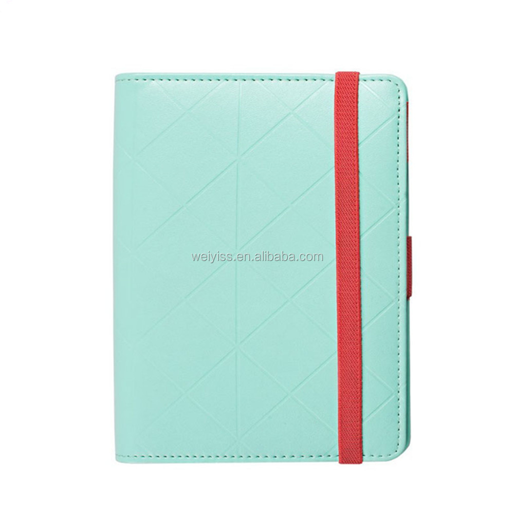 PU Leather A5 Personal Organizer Planner Calendar Cover