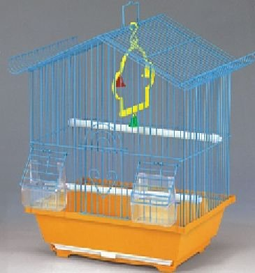 small decorative wire bird cages good sales with cups