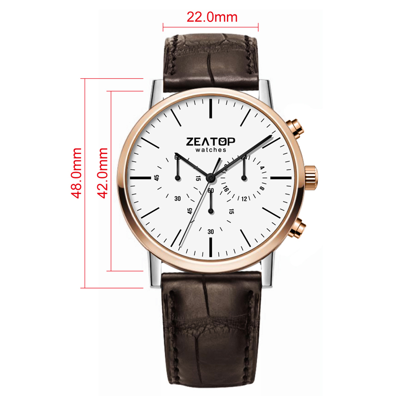 Chinese Branded Luxury Shenzhen Watch for Male