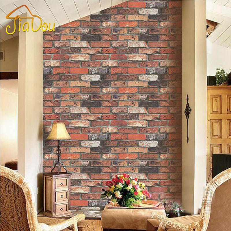 Brick Wallpaper Textured Reviews Online Shopping Brick