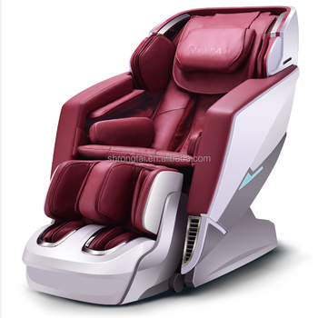 Cozy Massage Chair With Music And Heating