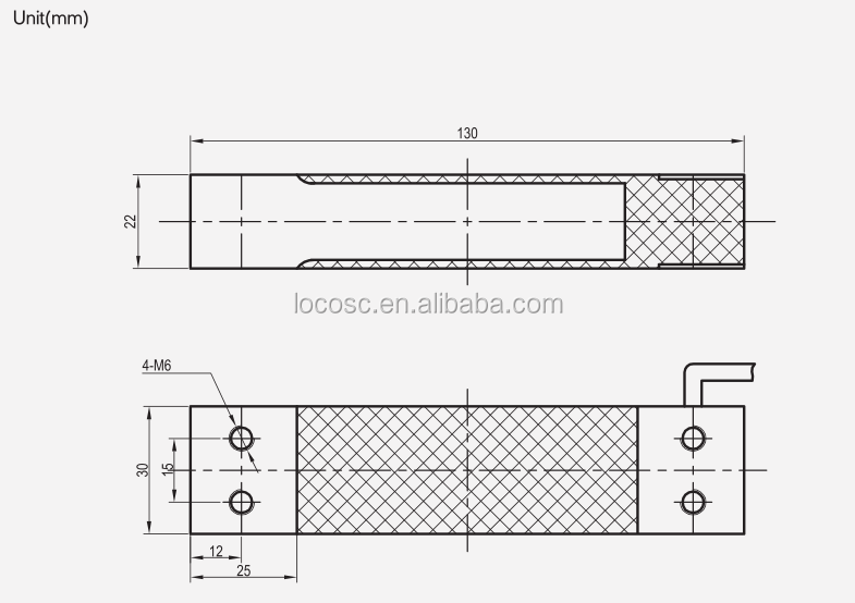 China Single Point Cheap Aluminum Load Cell,Load Cell 350Kg