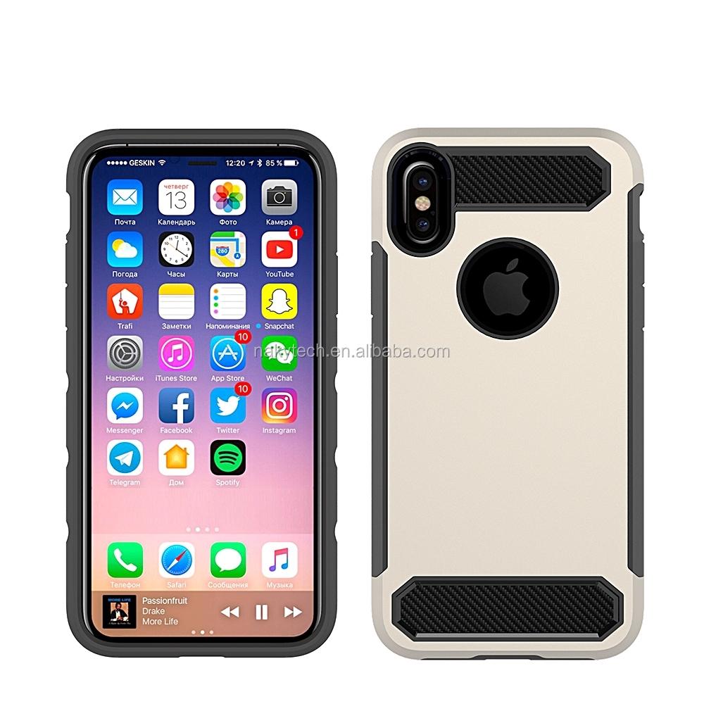 Carbon Fibre Mobile Phone Case,Mobile Accessories,Mobile Phone Accessories  For Iphone X - Buy Custom Carbon Fibre Phone Case,Real Carbon Fiber Back