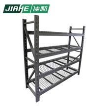 Garage Shelving Storage Equipment Systems with Wire Decking