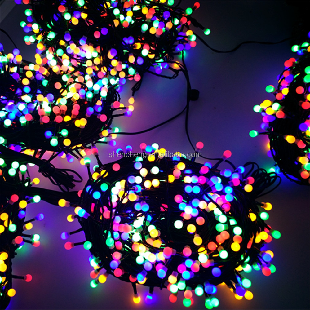 Led Christmas Light Chain Bulk Christmas Lights Outdoor Christmas ...