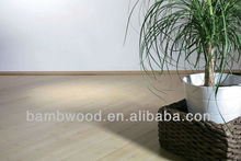 Solid White Bamboo Flooring